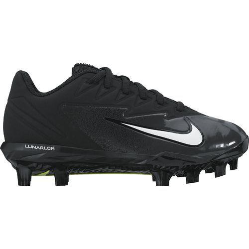 Nike Boys' Vapor Ultrafly Pro MCS BG Baseball Cleats (Black/White/Anthracite, Size 6) - Youth Baseball Shoes at Academy Sports