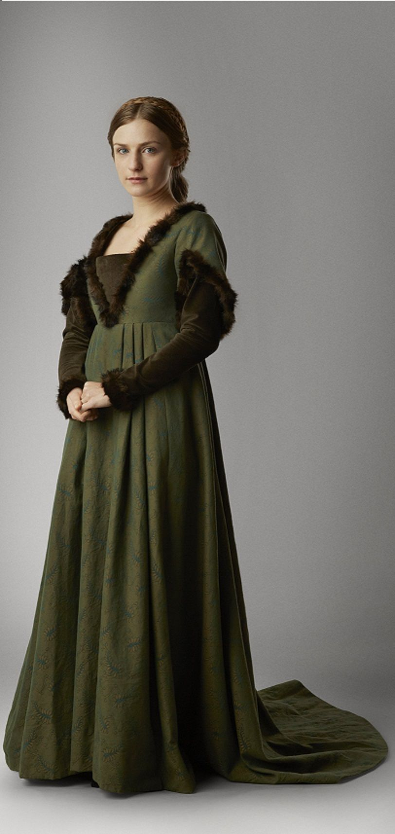 Clothing medieval - the white Queen (Movie) - Anne Neville