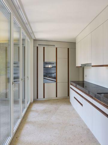 Hottingen Edelaar Mosayebi Inderbitzin Wohnungsbau Innenarchitektur Architekt