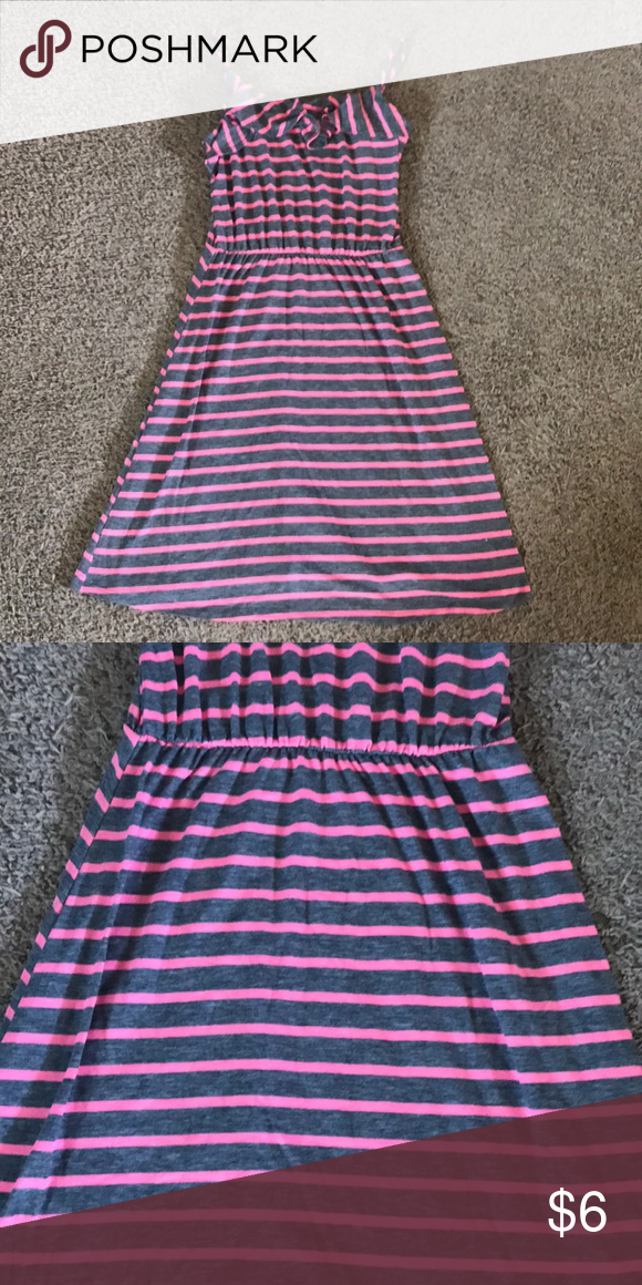 Mini Dress From Target Size Extra Small Pink And Gray Target