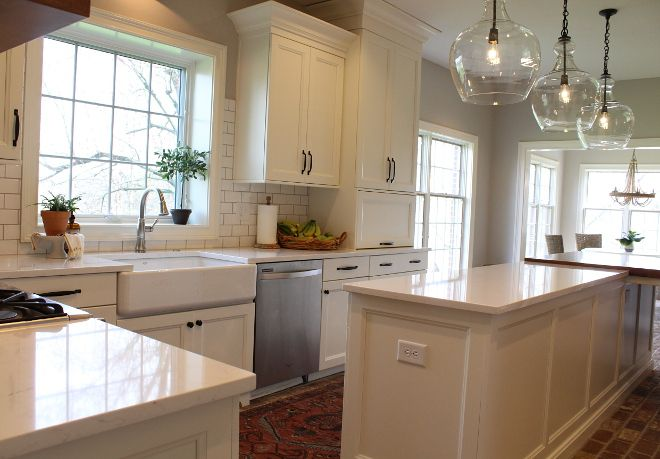 Kitchen Cabinets Amish made with custom colors from their ...