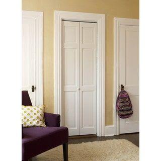 Homestyle Capri 32x80-inch White Folding Door (Capri 32x80), Size 32 ...
