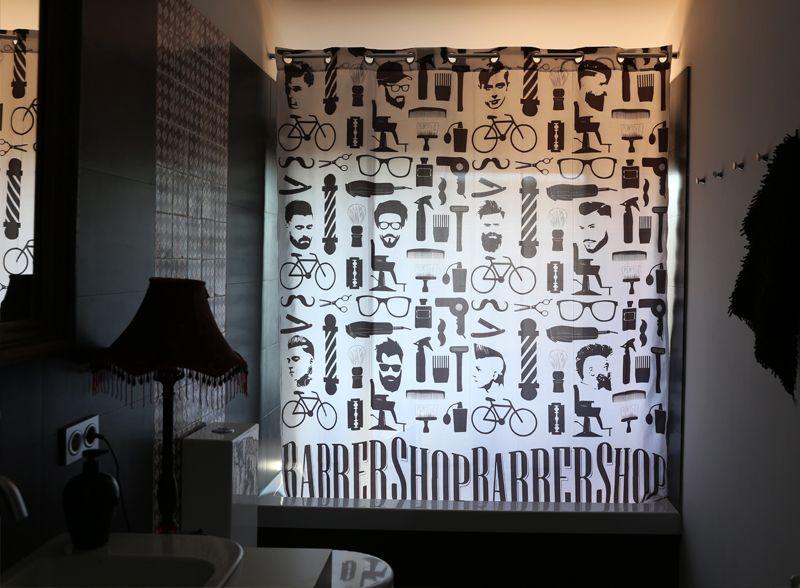 cortinas de baño, cortinas de baño originales, cortinas de baños ...