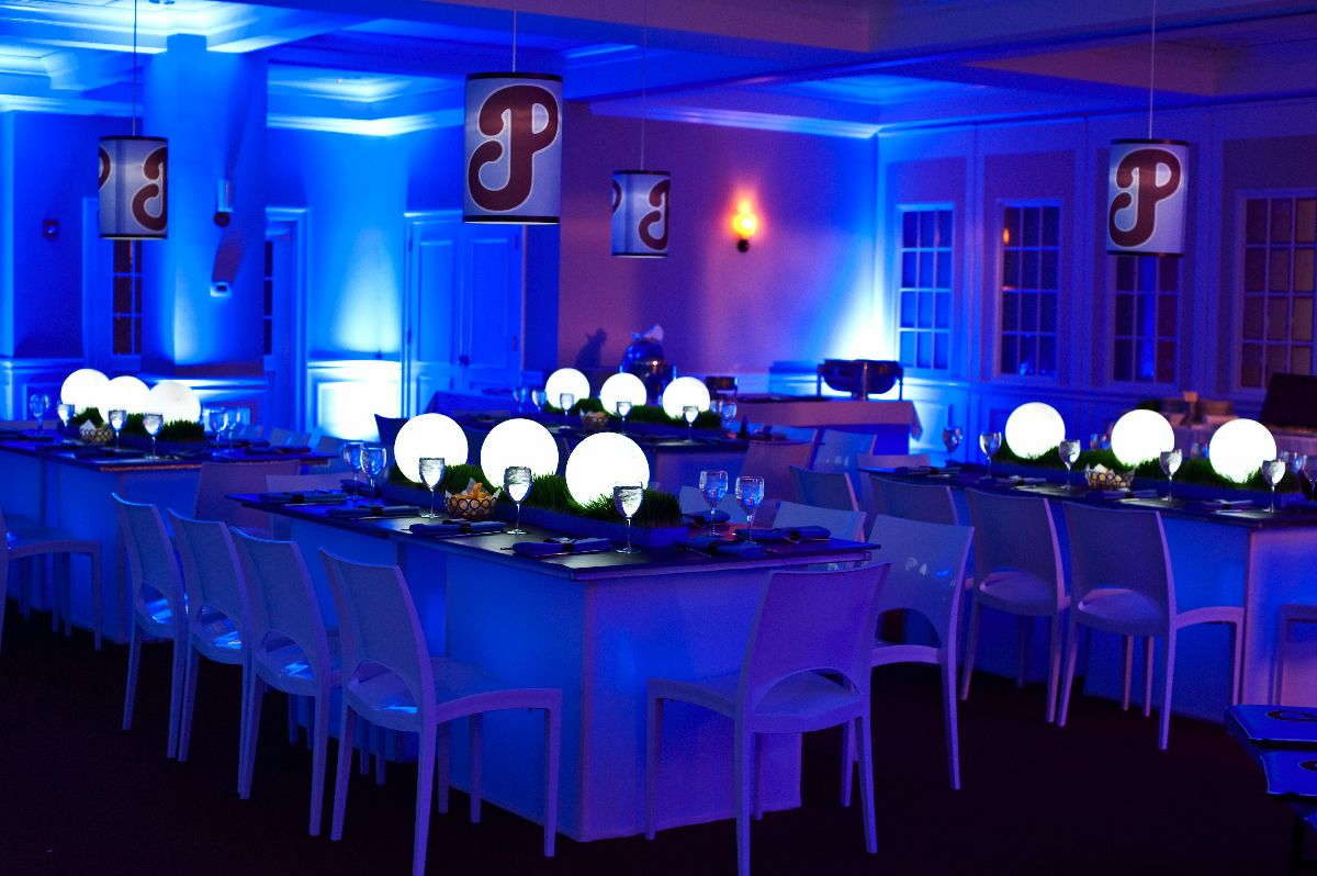 Elmwood Country Club, White Plains, NY Blue color