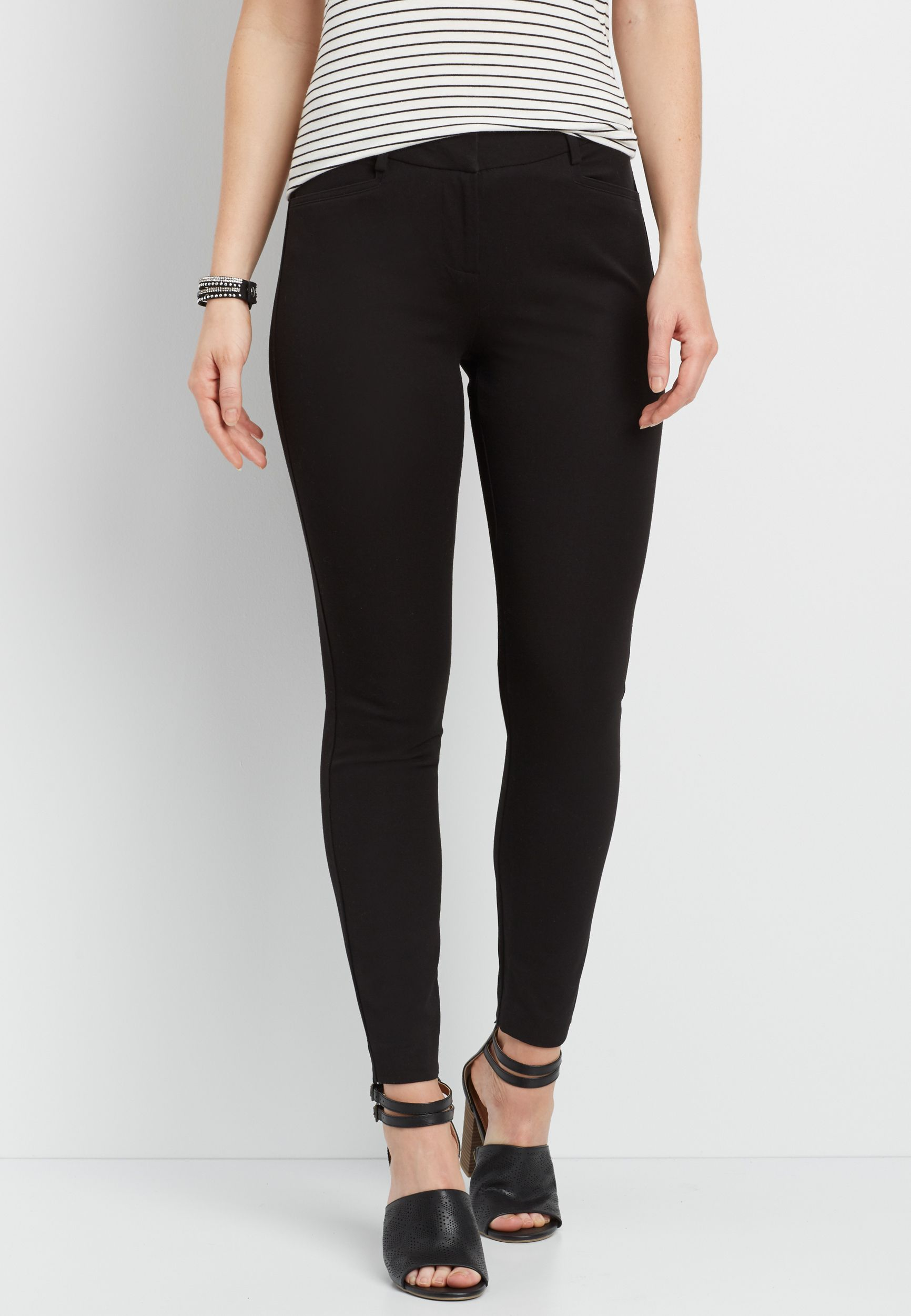 3bcbff5d67d the bi-stretch skinny ankle pant (original price, $39.00) available at  #Maurices