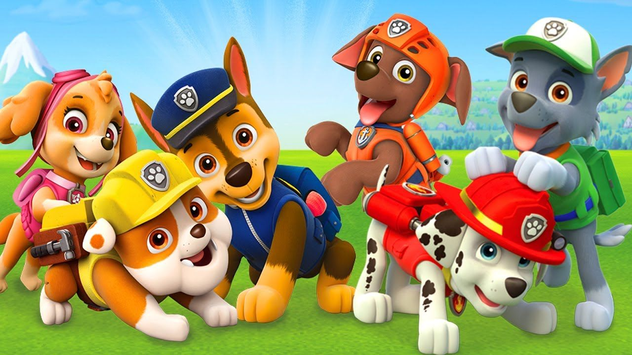 Paw patrol videos for kids full episodes Search Mission nick
