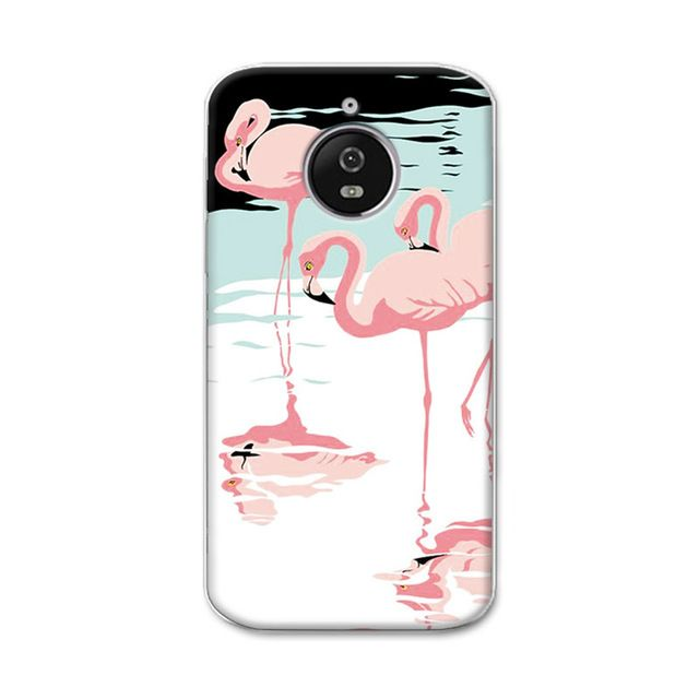 silicon coque for motorola moto e4 plus case cover 5 5 flowers scenery painting phone cases. Black Bedroom Furniture Sets. Home Design Ideas