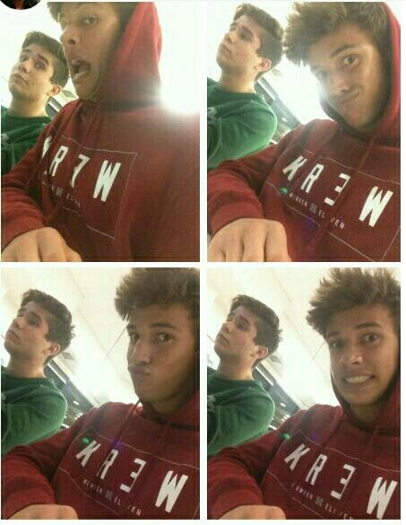 Cams newest selfies. What a babe.