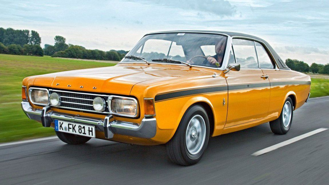 1968 ford 17m rs cars oldtimer autos klassische autos. Black Bedroom Furniture Sets. Home Design Ideas