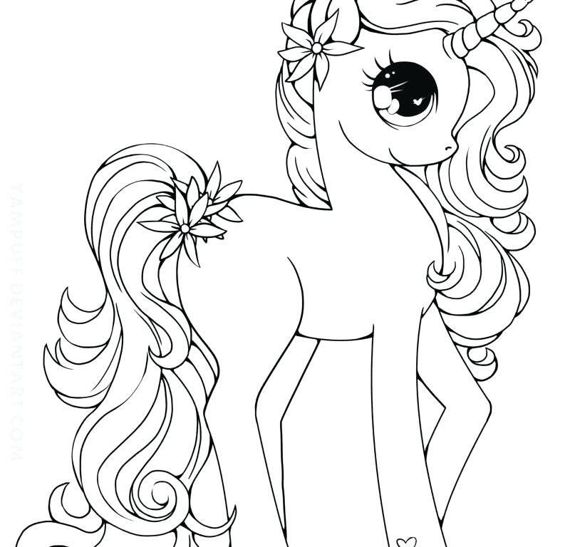 ingenious design ideas unicorn coloring pages download