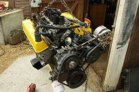 Rover V8 engine  The Rover V8 began life as the Buick 215
