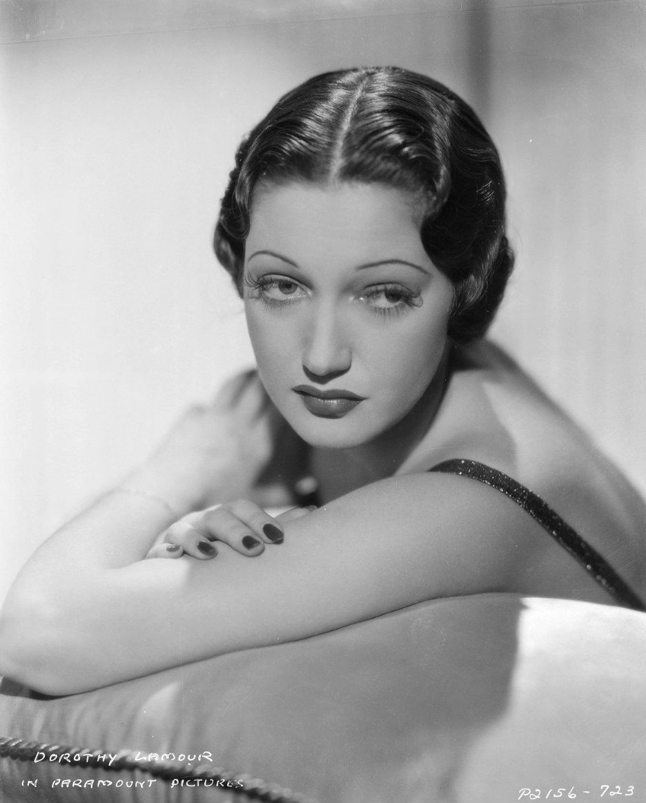 dorothy lamour sons