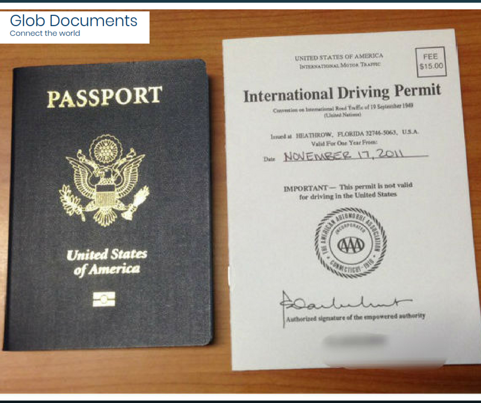 pin by glob documents on international driver permit
