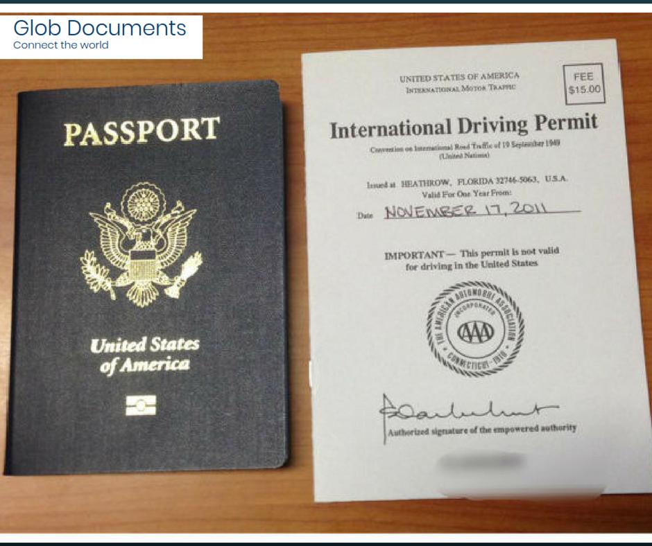 International Driving Permit International Driving Permit