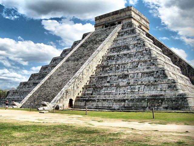 Chichén Itzá, Mexico.