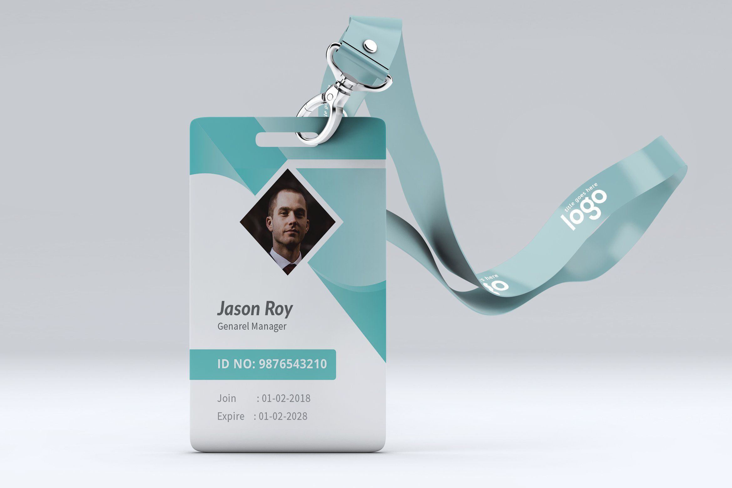 Id Card Template Id Card Template Identity Card Design Card Template