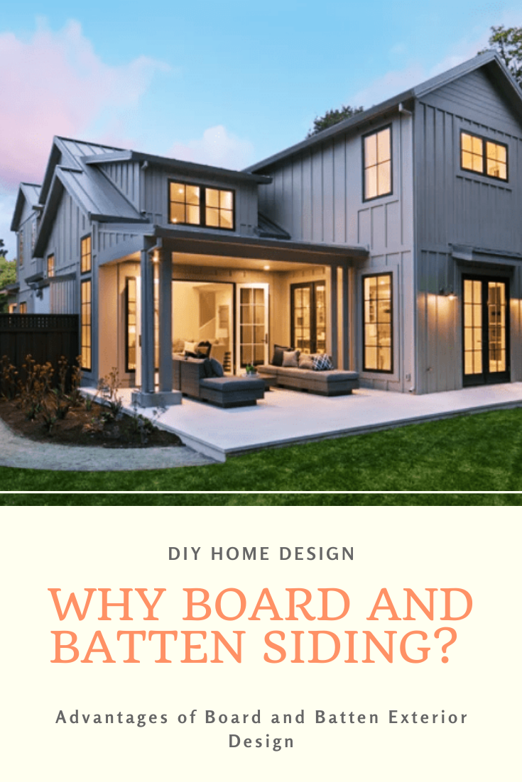 Advantages of Board and Batten Siding  #boardandbattensiding
