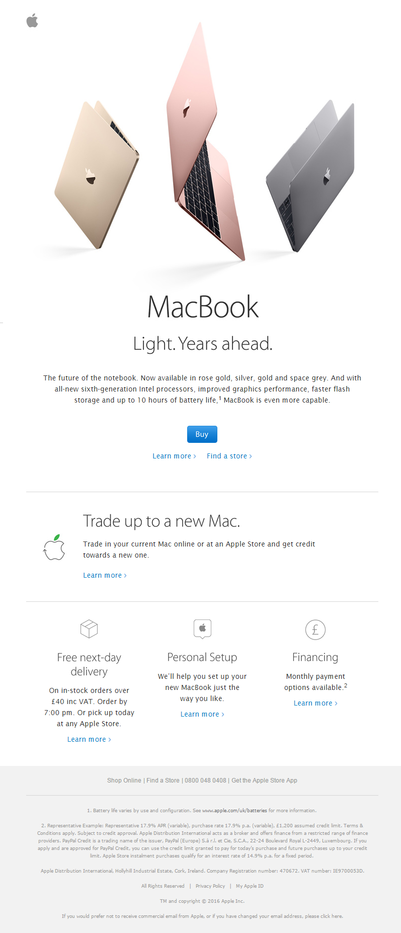 Product Email From Apple Emailmarketing Email Marketing Laptops Mac Computer Technology Product Recommendation Hitech Apple Store Apple Apple Watch