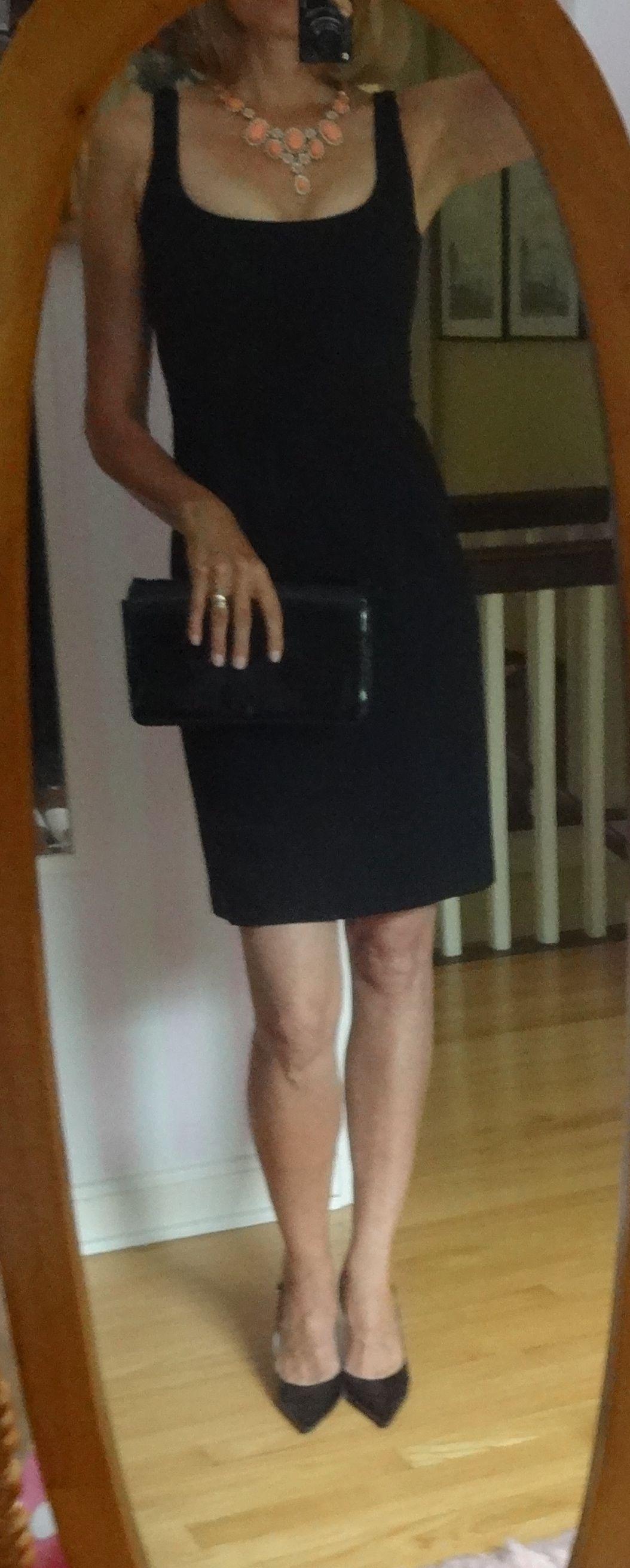 Dressing over 50 - the little black dress