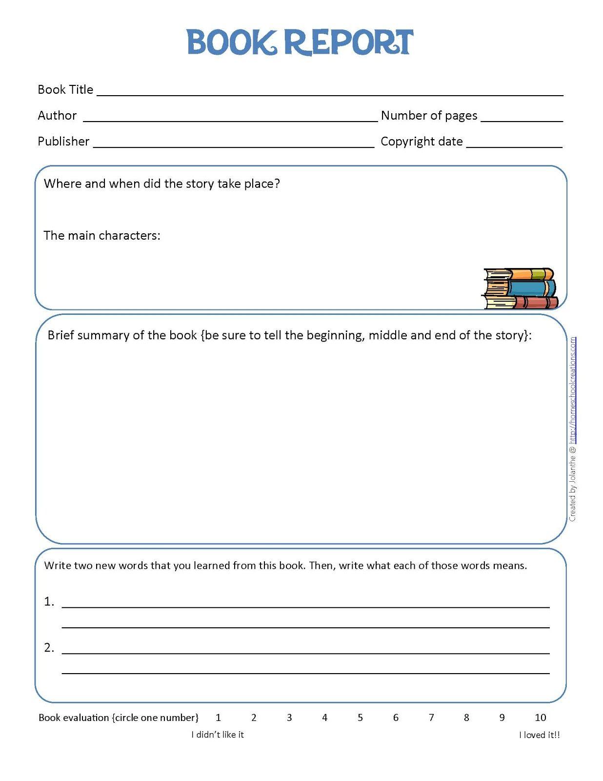Education Book Report