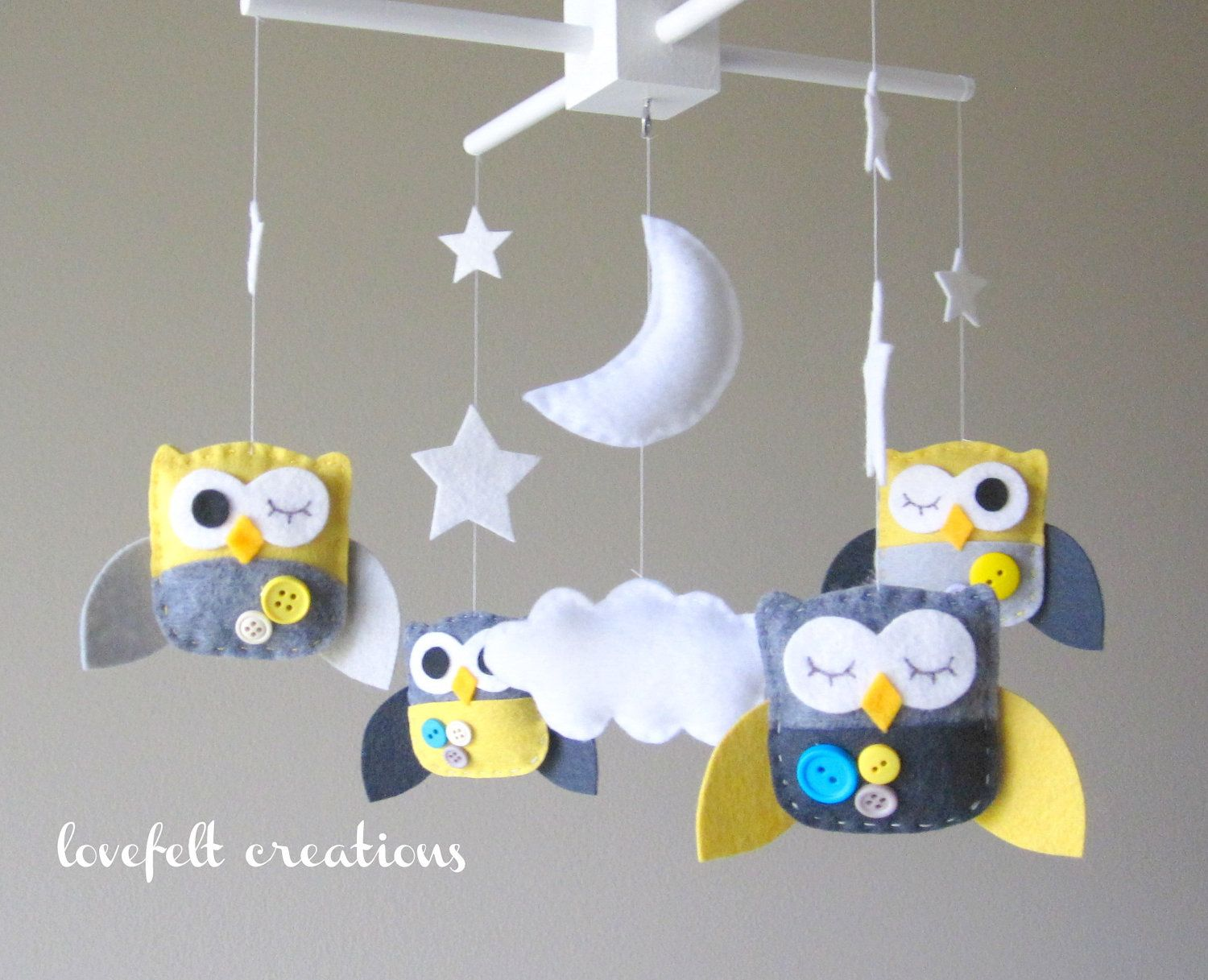 Crib mobiles for babies - Baby Crib Mobile I Think This Is Similar To What I Will Be Making For