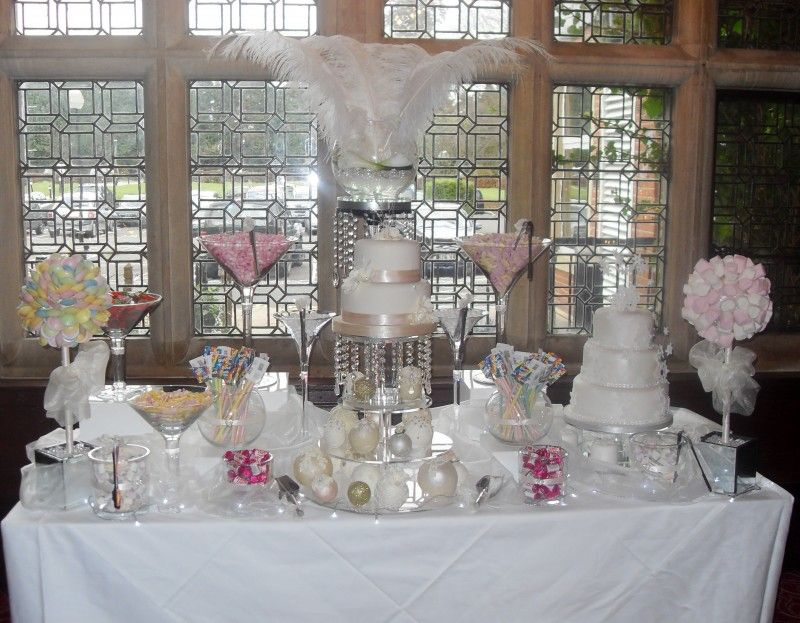 marshmellow centerpiece for wedding candy table candy table cake pops and chocolate lolly table