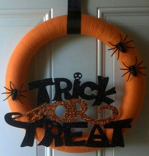Happy Halloween Tips On Home Decoration 1: Trick Or Treat Wrath (halloween, Ideas, Inspiration, Decor
