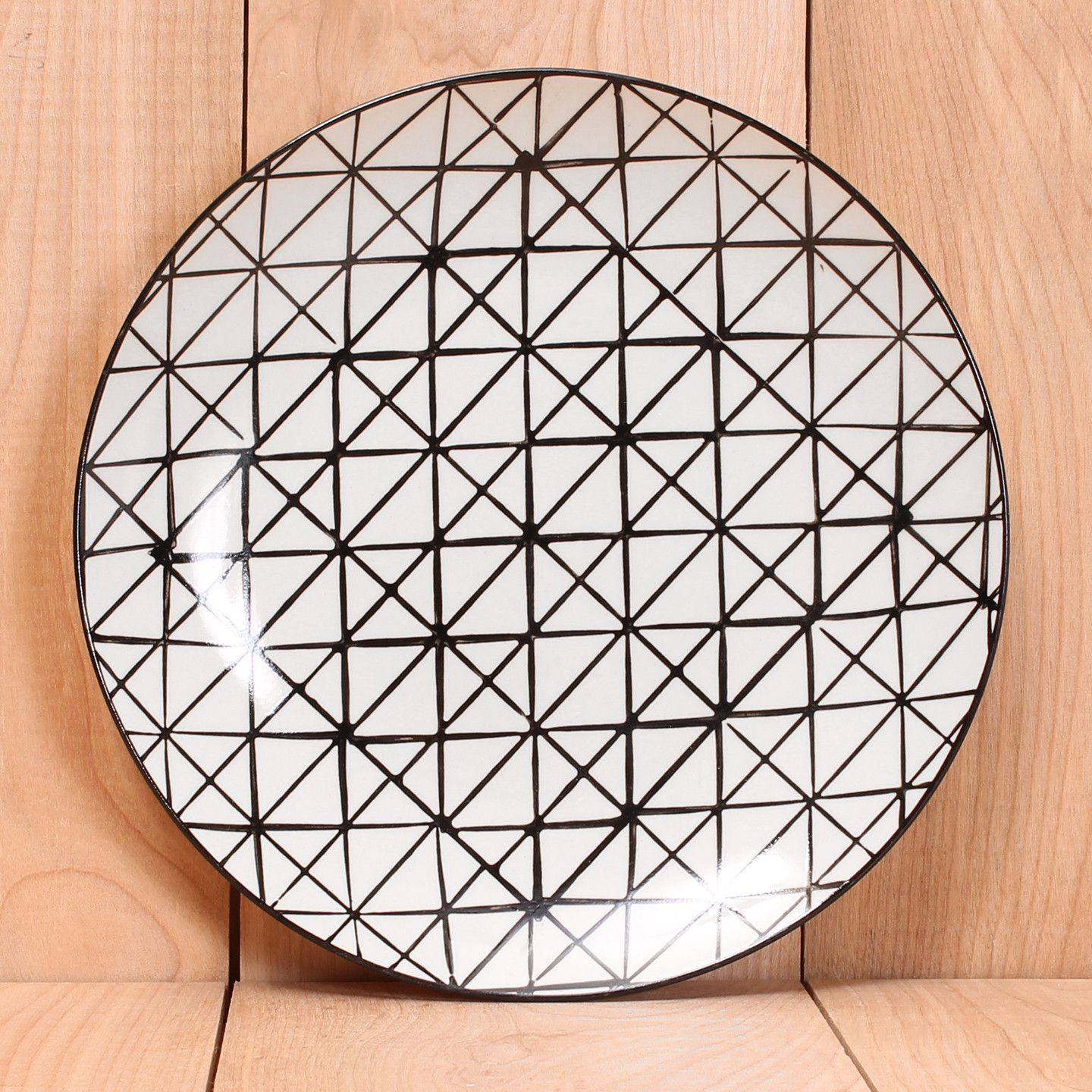 "8"" Pattern Plates / Mix & Match"