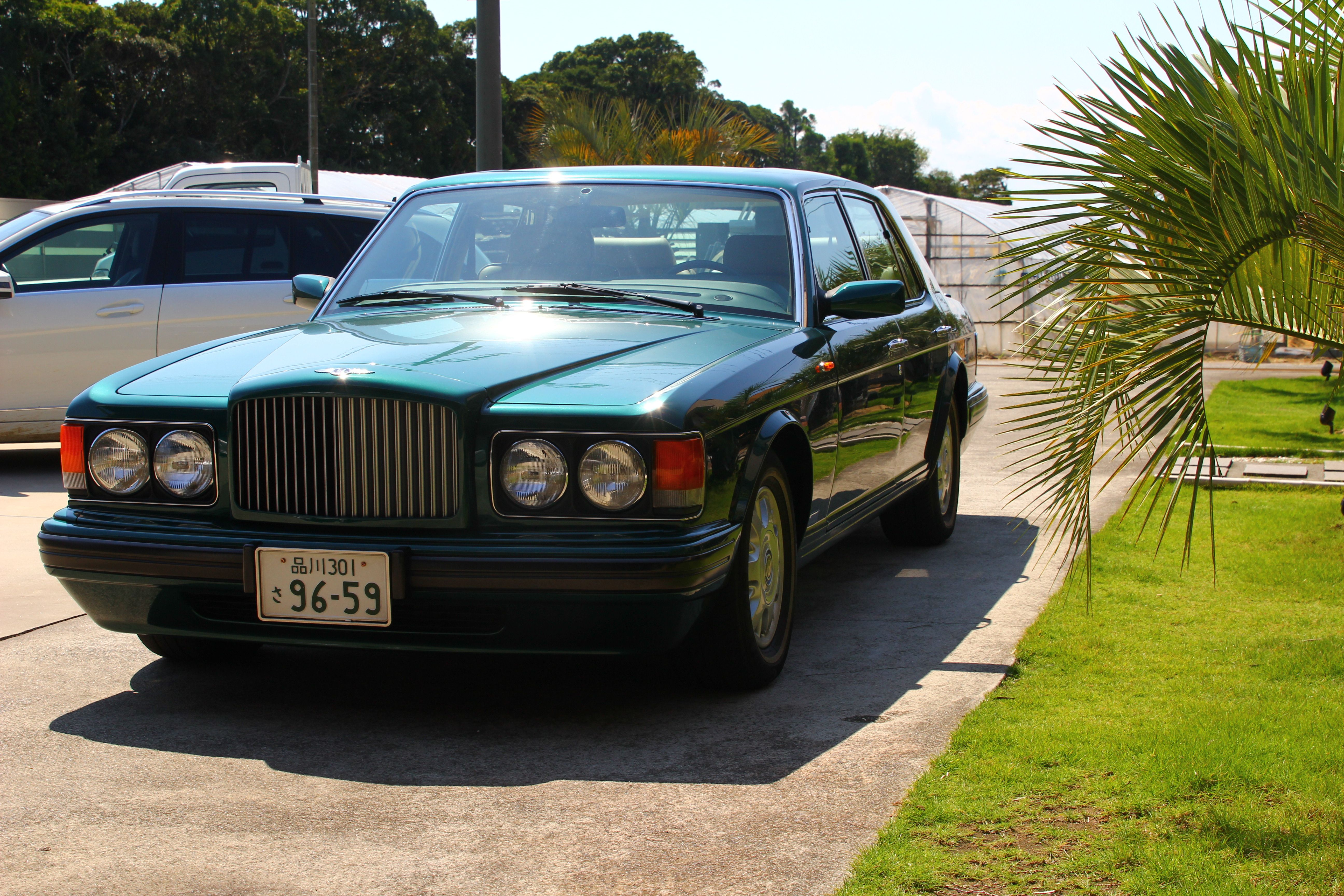 1997 Bentley Brooklands Turbo with only 56 000 Klm Ready for Export