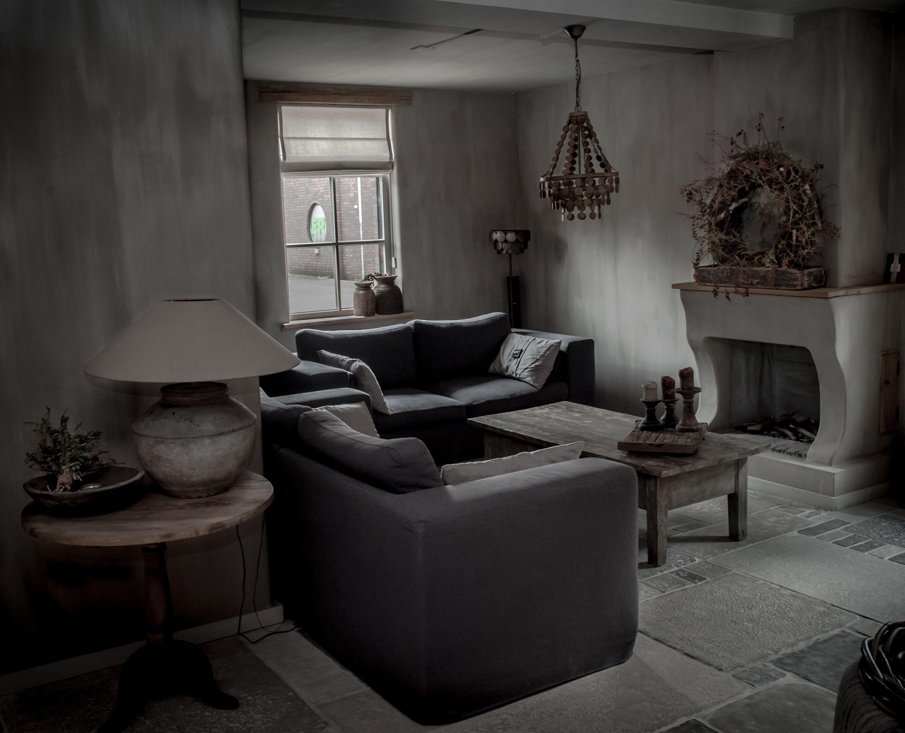 Woonkamer Cottage Stijl : Landelijke woonkamer in een hoffz stijl inspiratie 8 rustic