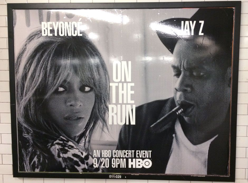 """Beyoncé and Jay Z's """"On the Run"""" Tour"""