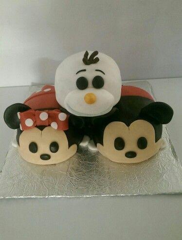 Recette Cake Pop Tsum Tsum