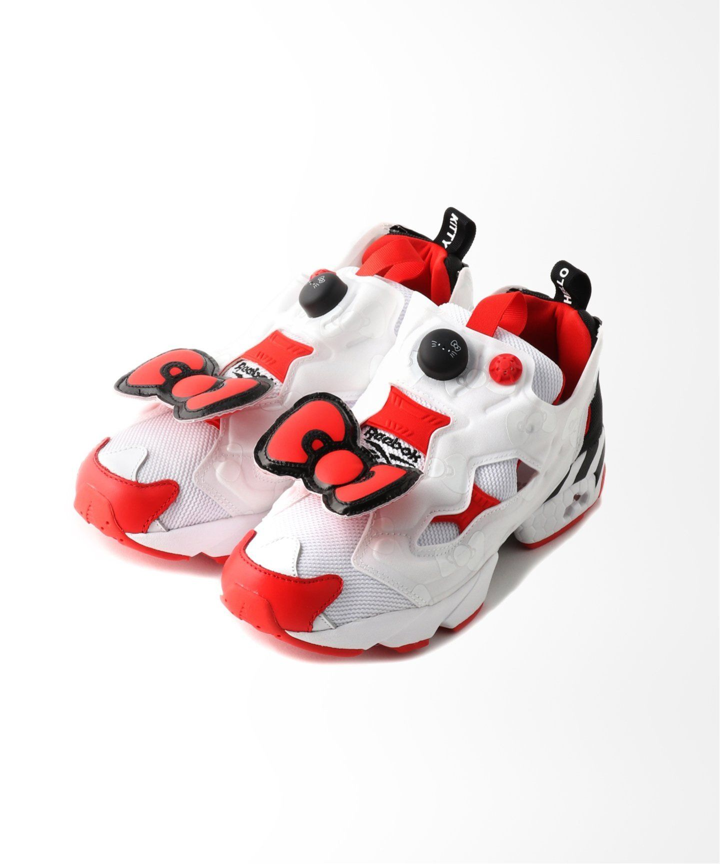 BOICE FROM BAYCREW'S|【Reebok HELLO KITTY】INSTAPUMP FURY