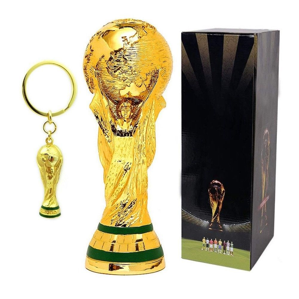 2018 Fifa World Cup Russia Trophy Model Soccer Championship Fans Souvenir 11 Trophymodel Worldcup2018 World Cup Trophy Fifa Fifa World Cup