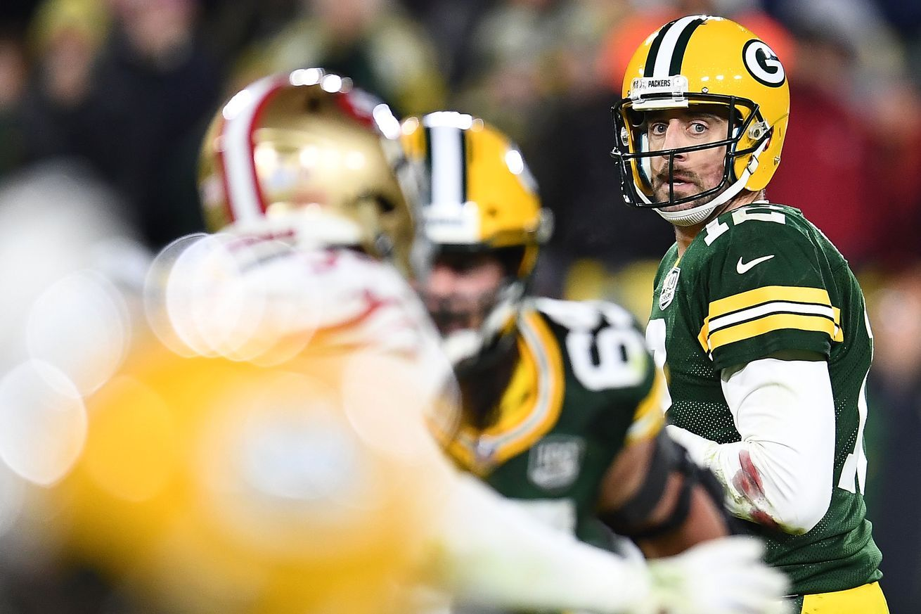Sunday Night Football Green Bay Packers San Francisco 49ers Live Thread Game Information Nfl News Nfl Sunday Night Football Green Bay Packers Green Bay