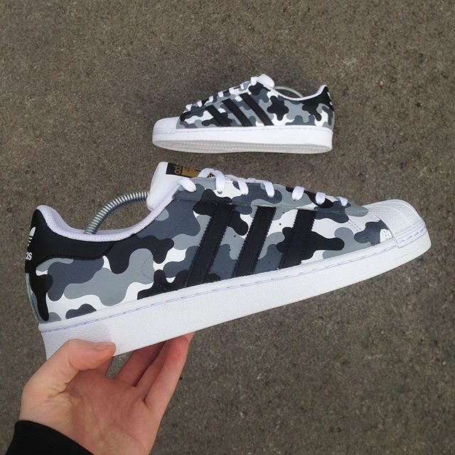 adidas Originals Superstar Fighter Jet Customs ADIDAS Women's Shoes - http://amzn.to/2iYiMFQ