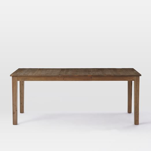 Bedford Expandable Dining Table Westelm Dining Room