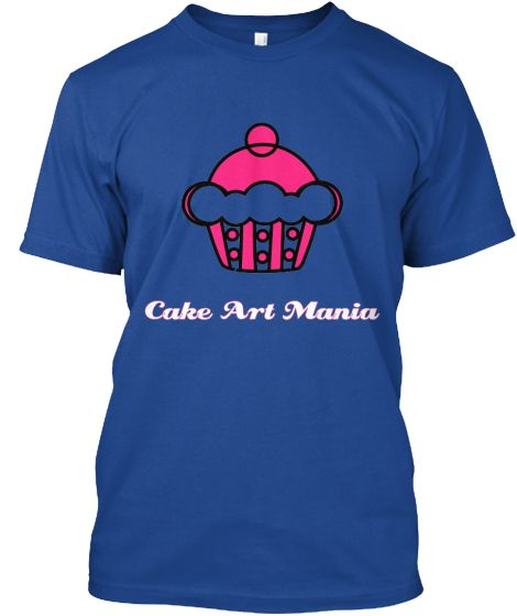 Crazy about cake, decorations and art.