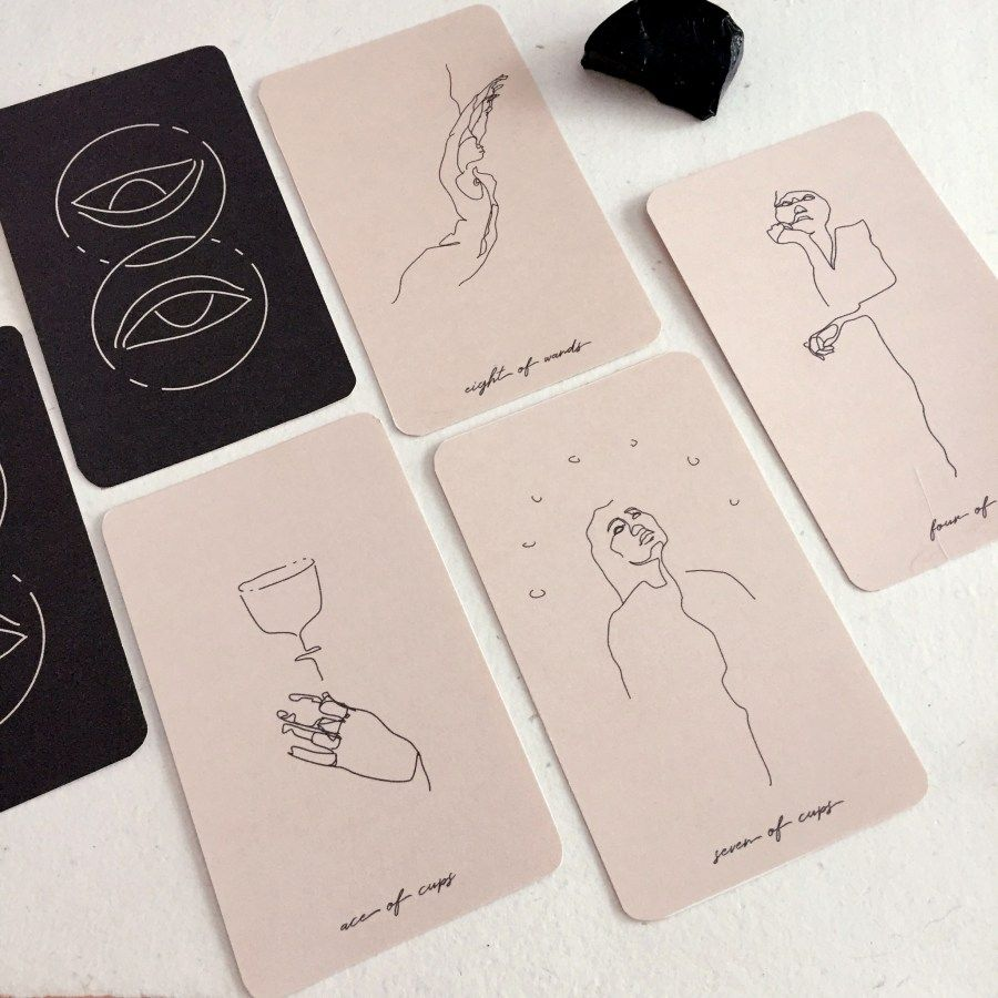 Modern Seer Tarot Deck Modern Seer Tarot Cards Art Tarot Tarot Decks