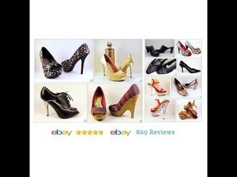 dramaticallybeautifulhome | eBay Super beautiful high heels in fantastic…