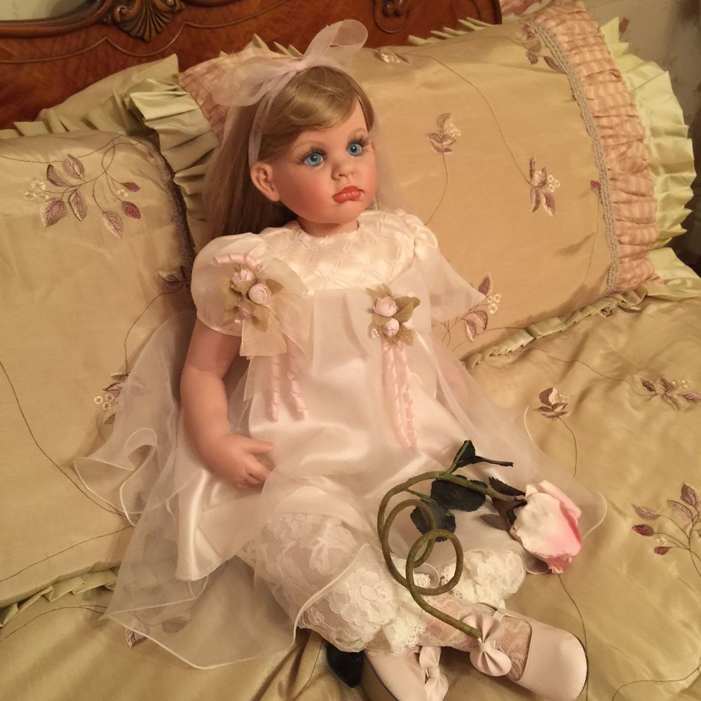 Fayzah Spanos Doll