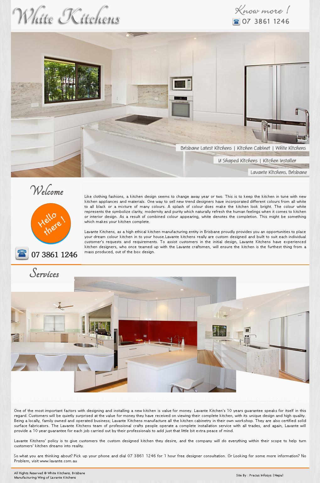 White kitchen, Brisbane Australia | Projects | Pinterest