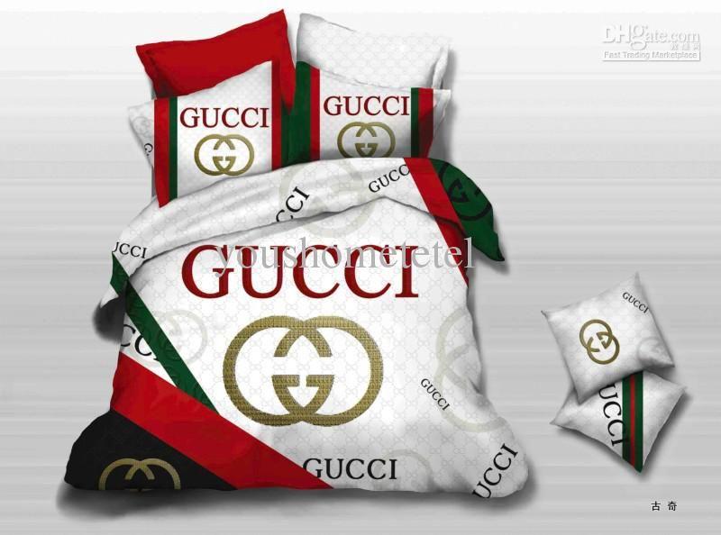 Wholesale Bed In A Bag Buy Fashion Brand Logo Designer Luxury