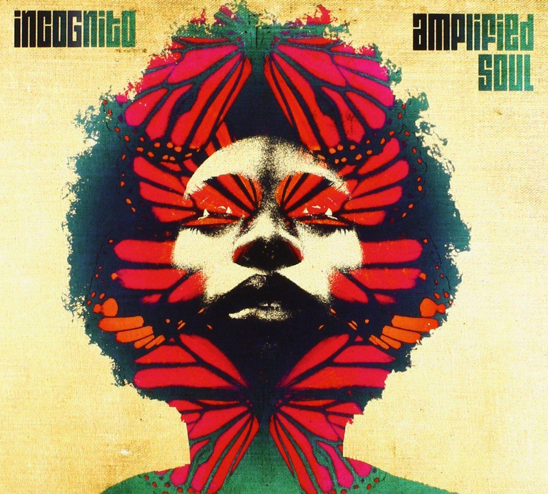 Andre S Amazon Archive For May 17th 2014 Incognito Amplified Soul Album Art Incognito Music Album Covers