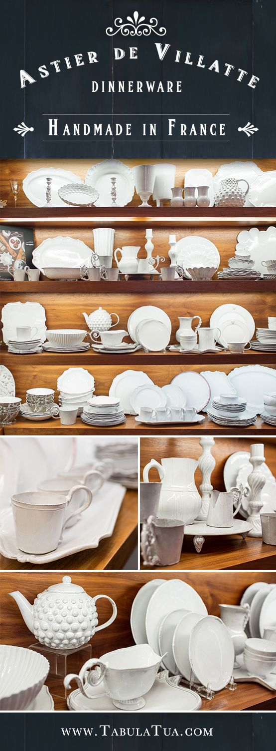 Astier De Villattes - beautiful French hand-made dishes & Astier De Villattes - beautiful French hand-made dishes | All ...