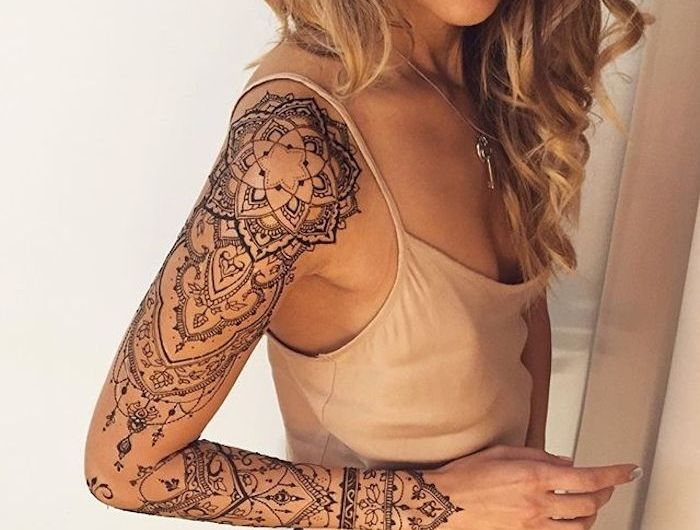 Photo of ▷ 150 cool tattoos for women and their meaning