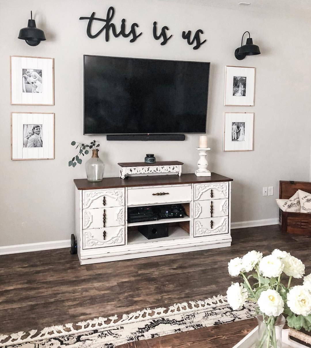 "Kenzi | The Thrifty Peach on Instagram: ""I made a promise to myself years ago that if I don't absolutely LOVE a piece of decor/furniture - like, can't live without it kind of love…"""
