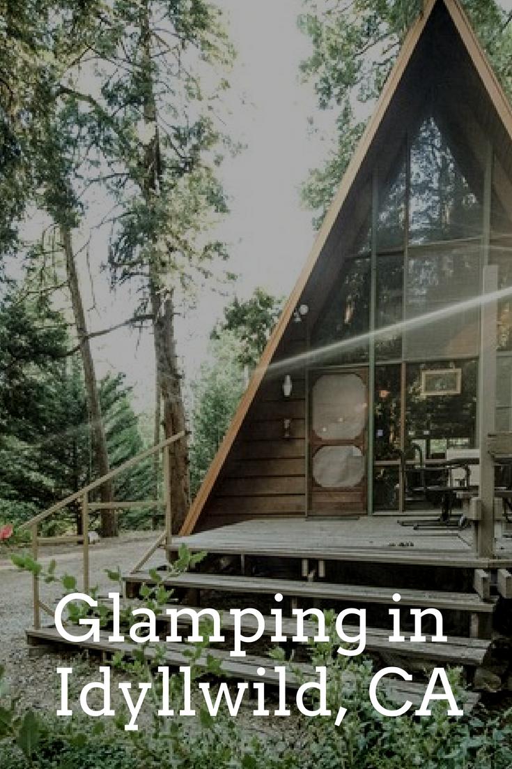 Idyllwild Camping, Glamping & Fun Things to Do Idyllwild