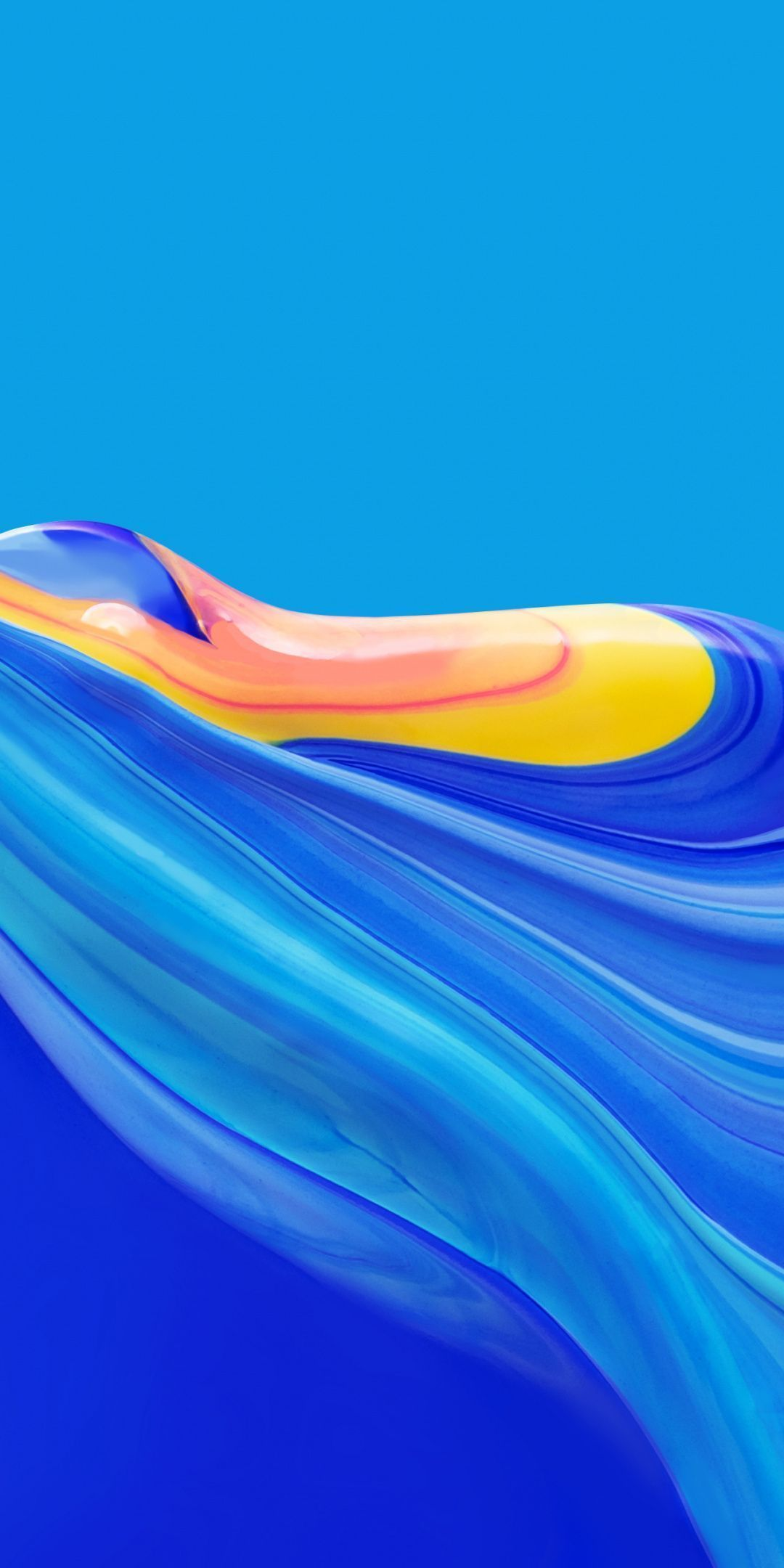 1080x2160 Blue Waves Abstraction Huawei Mediapad M6 Wallpaper In 2020 Abstract Iphone Wallpaper Huawei Wallpapers Samsung Wallpaper