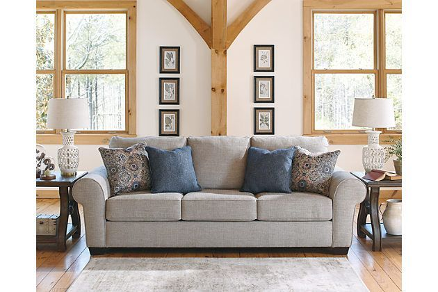 sumptuous design ideas english style sofa. The sumptuously comfortable Belcampo sofa makes it easy to camp out in style  Inspired by quality menswear the linen weave upholstery naturally wo